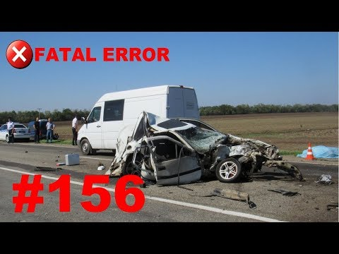 🚘🇷🇺[ONLY NEW] Russian Car Crash Compilation (18 September 2018) #156