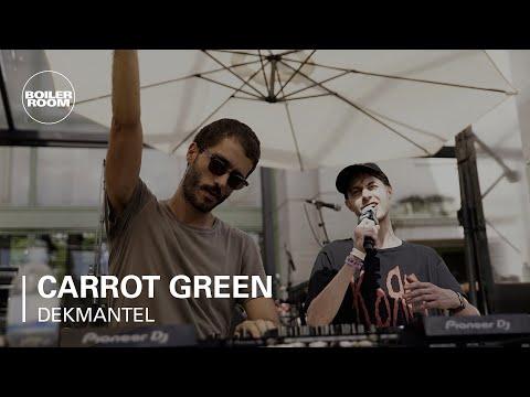 Carrot Green Boiler Room Dekmantel São Paulo DJ Set