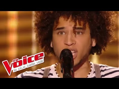 Soprano - Clown | Samuel M | The Voice France 2017 | Blind Audition