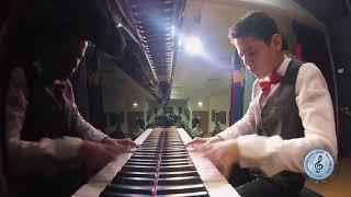 Baixar Yuval Alfandary (13), Israel. Playing L.van Beethoven - Sonata No.1 in F-minor, Op.2, No.1