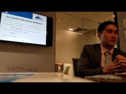 American Pacific Tax - Nov 17th Presentation Hong Kong (HK)