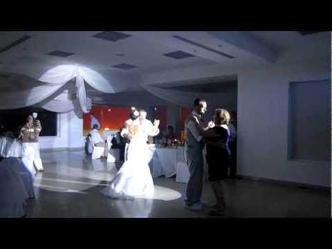 Surprise Parent Wedding Dance