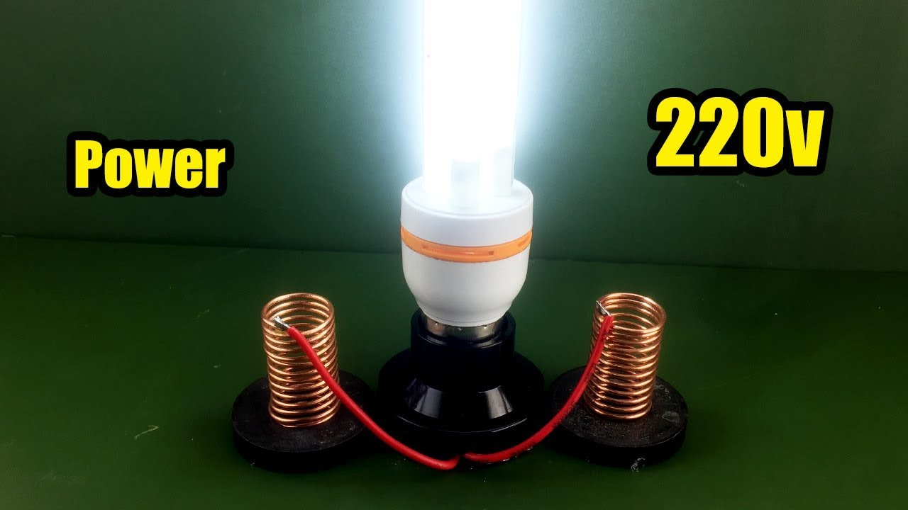 Amazing Free Energy  Electric Coil 100% Real Technology Creative For 2020