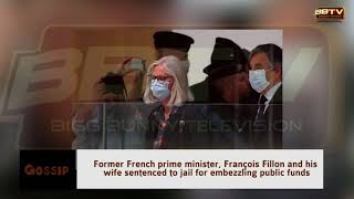Former French Prime Minister, François Fillon And His Wife Sentenced To Jail For Embezzling Funds