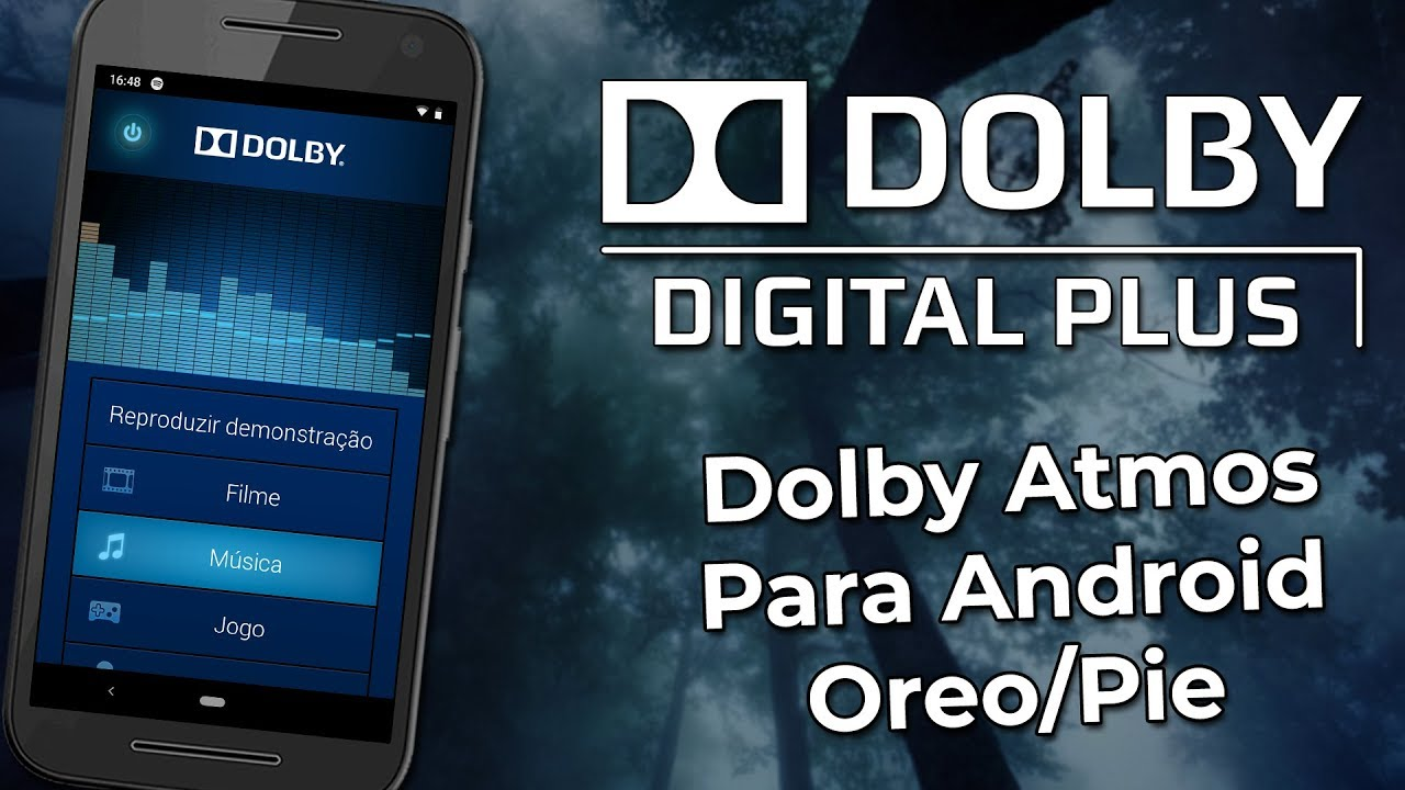 Dolby Atmos for Android Pie! | How to Install Dolby Audio on Android  Pie/Oreo