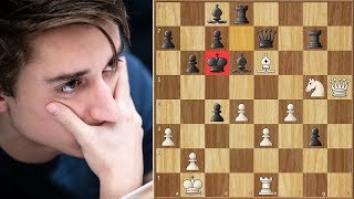 Daniil Dubov || Mate in 13!!!