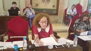 Pleno mayo 2017 - Anulación Plan Fuensanta