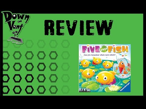 Five Little Fish Review