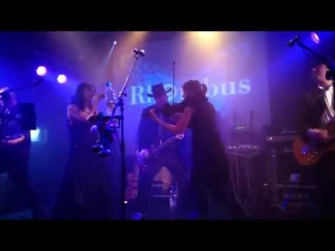 Rhombus UK - The Library, Leeds - 03/10/15 - Here be Dragons & Anywhere