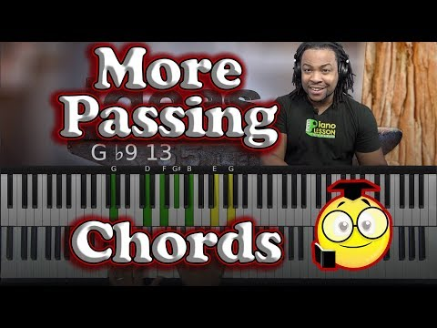 #74: More Passing Chords - Key Of Bb