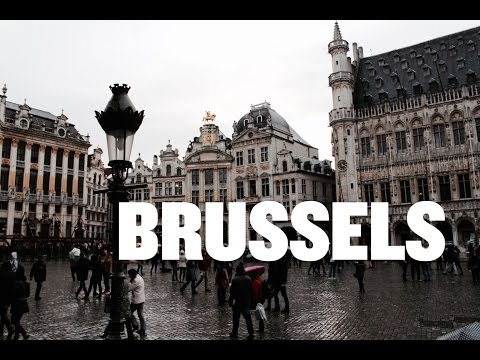 BRUSSELS | BRUGES, Belgium