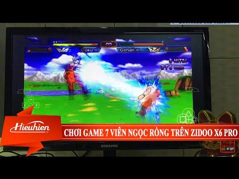 [Hieuhien.vn] Reviews chơi game đối kháng Dragonball - 7 viên ngọc rồng trên Zidoo X6 PRO