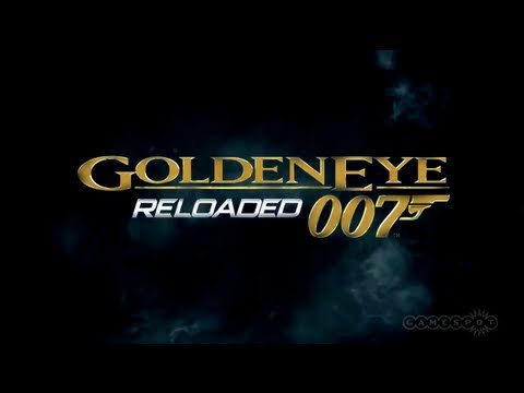 GoldenEye 007: Reloaded Official Reveal Trailer (PS3, Xbox 360)