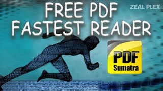 Gambar cover how to download and install free PDF reader