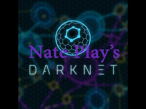 Nate play's Darknet on the gear VR