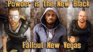 Powder Gangers Overhaul By Dragbody - Fallout New Vegas