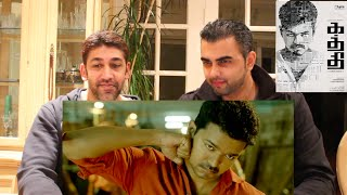 Kaththi Trailer Reaction | Vijay, Samantha | A.R.Murugadoss | Anirudh |