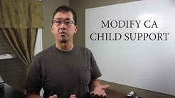 Modifying a California Child Support Order - The Law Offices of Andy I. Chen