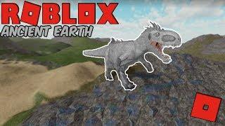 Roblox Ancient Earth - The Indominus Rex Remake! + Puerta Remake (Phantom Tyrant)