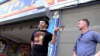 "Coney Island Sideshow School Featuring Adam ""Real Man"""