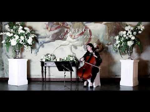 Perfect - Ed Sheeran (Cello Cover)