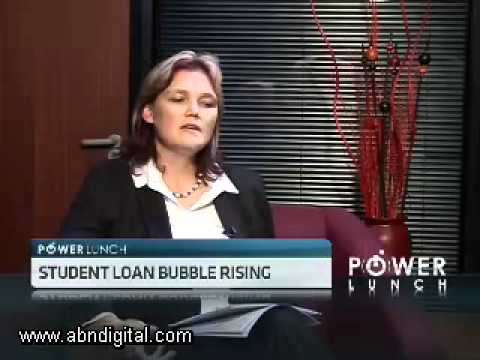South Africa's Student Loan Bubble - YouTube