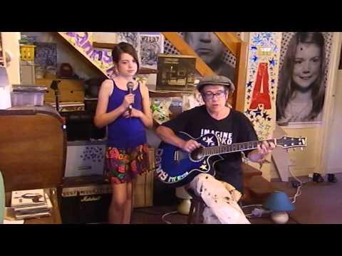 Elton John - Love Song - Acoustic Cover - Danny McEvoy ft. Jasmine Thorpe