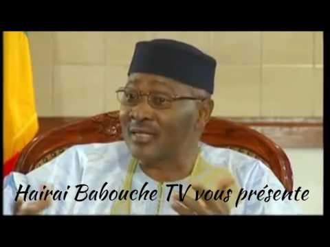 Interview de l'ex président du Mali Amadou Toumani Touré l'accord qu'il a refusé