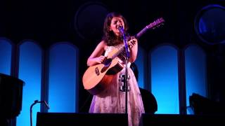 Katie Melua - Bridge Over Trouble Water (Concert Brussels 11.04.14)