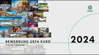 EM-Bewerbung: Die zehn Stadien für 2024
