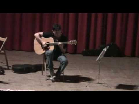 John Renbourn - Water Gipsy Live Montescudo2009.mpg