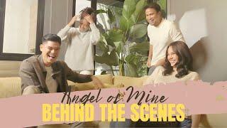 Behind the Scenes: Angel of Mine 👼🏼
