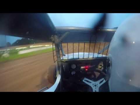 Rush Sprint in car at Lernerville Speedway