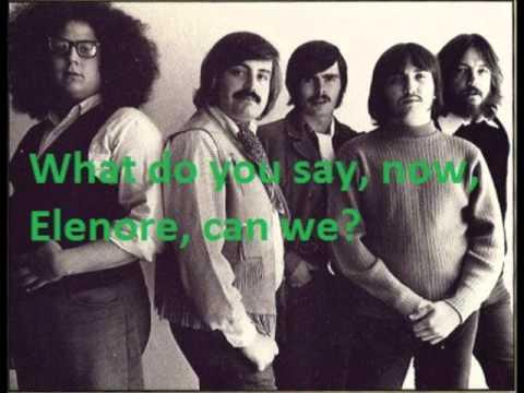 The Turtles - Elenore with Lyrics