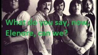 The Turtles - Elenore with Lyrics