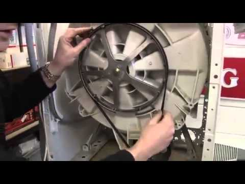Как заменить подшипники стиральной машины Bosch