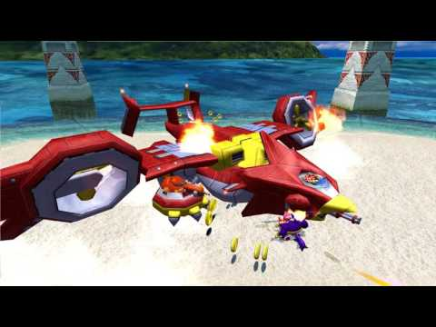 Sonic Heroes (GC) Team Rose's Story