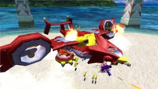 Sonic Heroes (GC) Team Rose