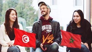 تحدي اللهجات: تونس ضد المغرب