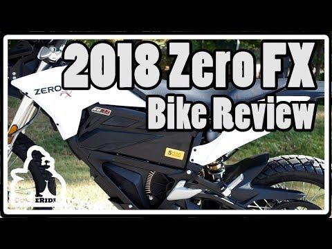 2018 Zero FX - Bike Review