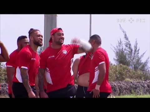 TAGATA PASIFIKA - 2017 Rugby League World Cup