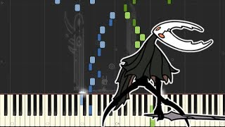 Sealed Vessel - Hollow Knight [Piano Tutorial] (Synthesia)