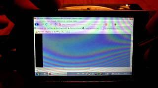 HTC Touch Diamond2 running Windows 7!