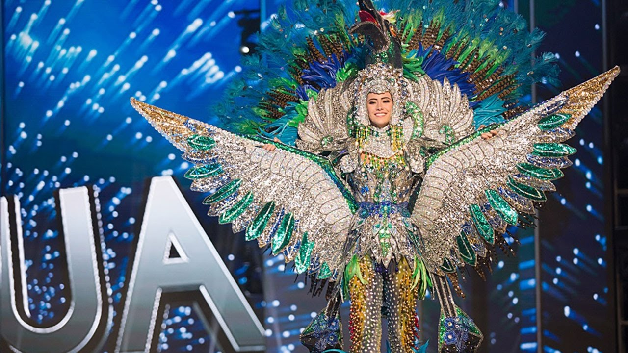 Miss Universe 2016/2017 National Costume Show