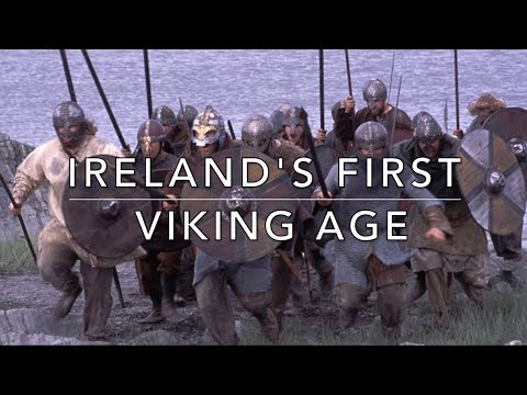 Ireland's First Viking Age (800-875)