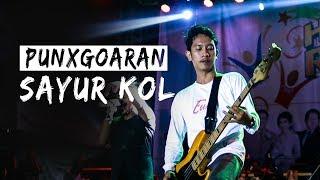 Download Sayur Kol - Punxgoaran | Live at. Lapangan Horbo Pematang Siantar