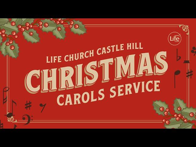 Christmas Carols Service - Rev Paul Jeyachandran