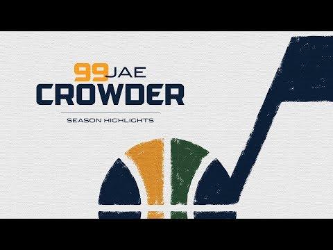Jae Crowder End of Season Highlights 17-18