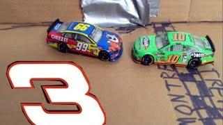 NASCAR STOP MOTION RANDOM CUTS 3!!!