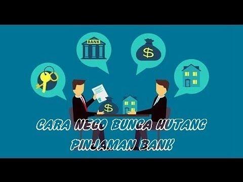 Cara NEGO kurangi BUNGA cicilan hutang | Video tanya jawab [part 3] - Arli Kurnia